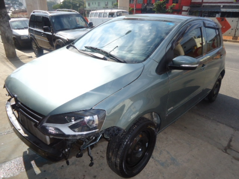 Volkswagen - fox 1.6