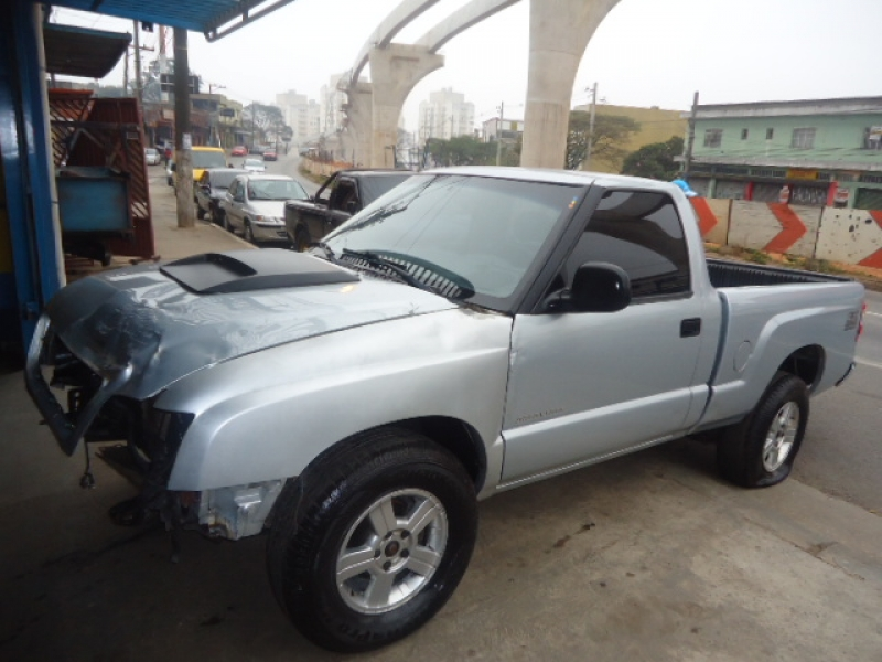 GM - s10 advantage cs