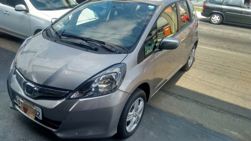 Honda - Fit cx aut