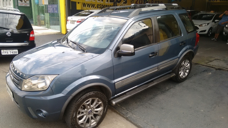 Ford - EcoSport freestyle